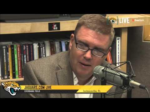 Jaguars.com LIVE: Demetrius McCray