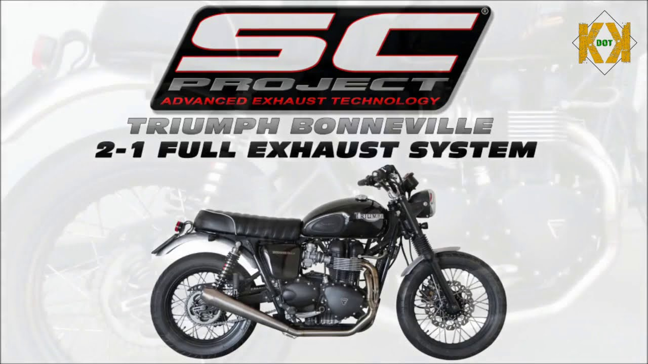 Triumph Bonneville T120 Best Exhaust Sound Compilation Hd Video Arrow, D&D,  Remus, Predator  Kokom Dotkom 05:28 HD