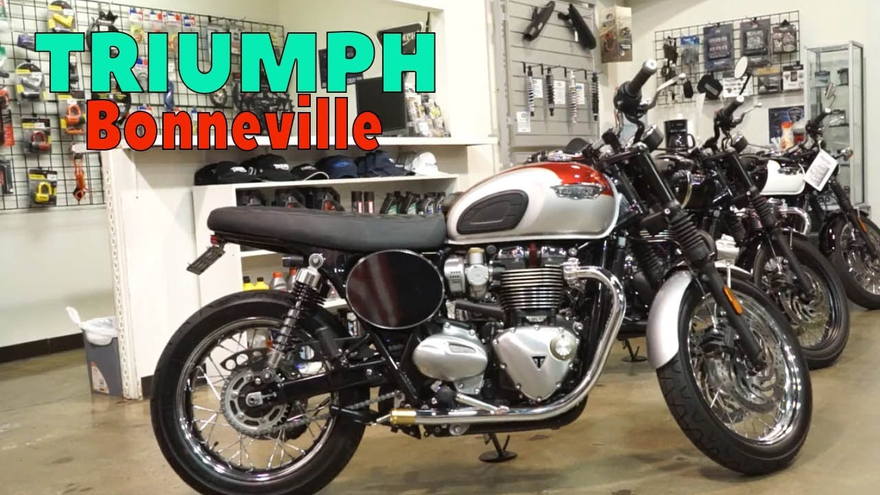 Triumph Bonneville T120 Best Exhaust Sound Compilation Hd Video