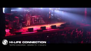 Hi Life Connection live at Concordia Theater - 2014 - Herbalist