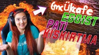 EGOİST PATİ'NİN KAFESİNİ DAĞITTIM! (Kafesini Periler Bastı!) İnternet Cafe Simülatör