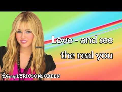 Hannah Montana - Need a Little Love ft Sheryl Crow