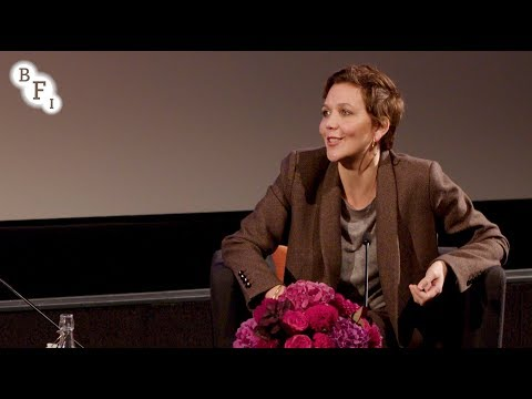 Screen Talk - Maggie Gyllenhaal | BFI London Film Festival 2018
