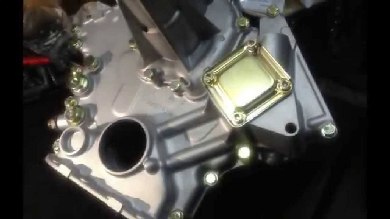 sl450 R107 M117 983 engine restoration