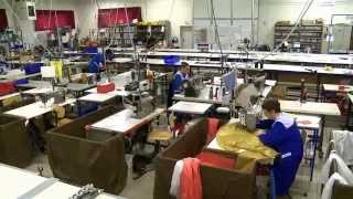 [websérie Parachute] La fabrication des parachutes militaires (2/4)