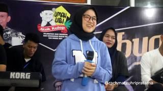 Nissa Sabyan - Rohman Ya Rohman (Live di Pangkalpinang)