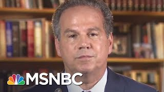 Cicilline Rips Trump Over Robert Mueller-James Comey Friendship Remark | For The Record | MSNBC