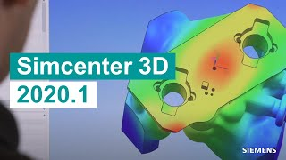 [WHAT'S NEW Simcenter 3D 2020.1]