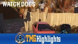 Save This City! | Watch Dogs (PS3) | TMG Highlights