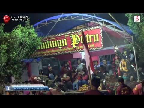 Lagu Perjuangan -- HOLOPIS KUNTUL BARIS -- Voc IKA & Bopo MARWAN Samboyo Putro Live Drenges 2018