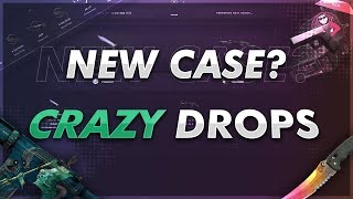 NEW CASE? Crazy Drops!