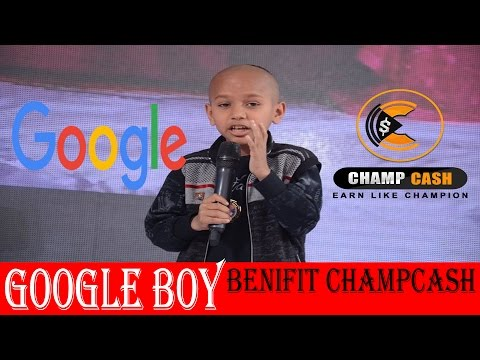 Kautilya Pandit Genius-India Google Brain Boy in Champcash Must viral videos