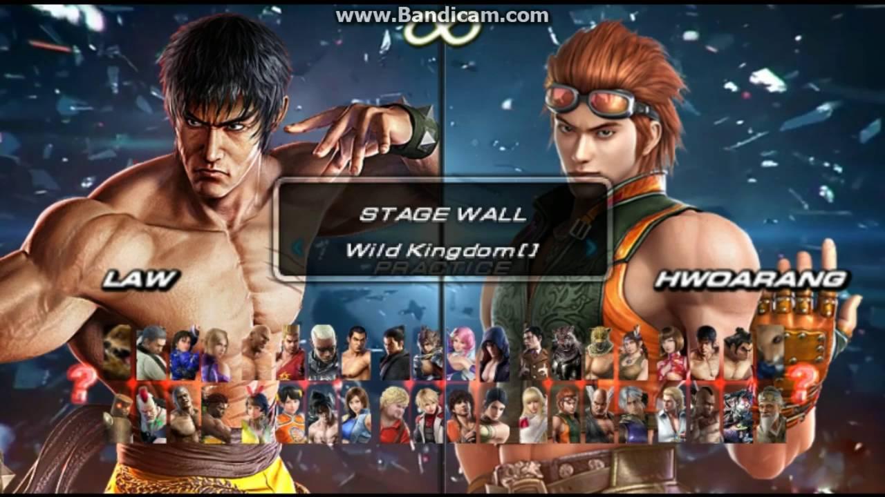 Tekken 7 Ppsspp Game Free Download For Pc