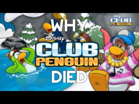 Why Club Penguin Died