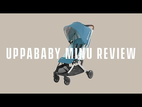UPPAbaby MINU Review – Best Lightweight Travel Stroller Of 2018