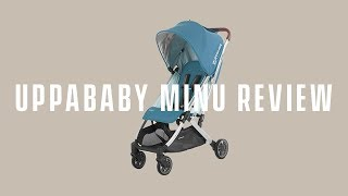 UPPAbaby MINU Review - Best Lightweight Travel Stroller of 2018