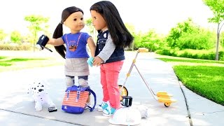 American Girl Doll Z Entire Collection Review