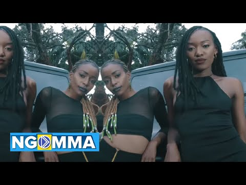 BLACK - NAIBOI X NYASHINSKI (Official Music Video) FOR SKIZA TUNE SEND 'SKIZA 7301544' TO 811