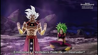 Dragon Ball HAKAI Episodio 10: GOKU Mostra Sua Forma Definitiva de Deus Da Destruição! #CURIOSIDADES