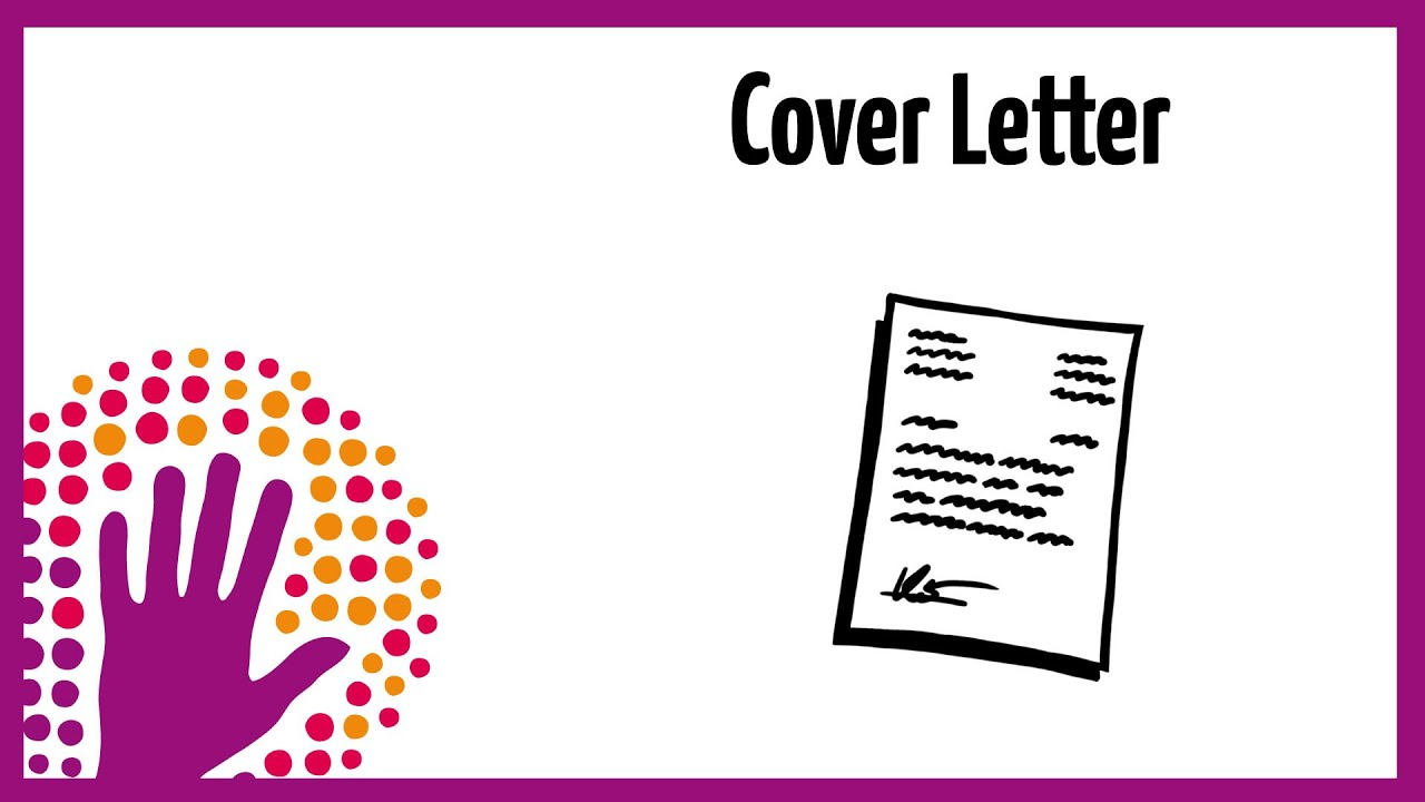 should you sign your cover letter - how to write a cover letter youtube