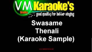 Download Swasame (Karaoke Sample).mpg MP3 song and Music Video