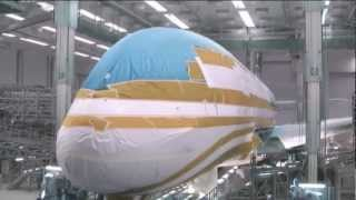 Airbus A380 - Painting (3/3) - [HD]