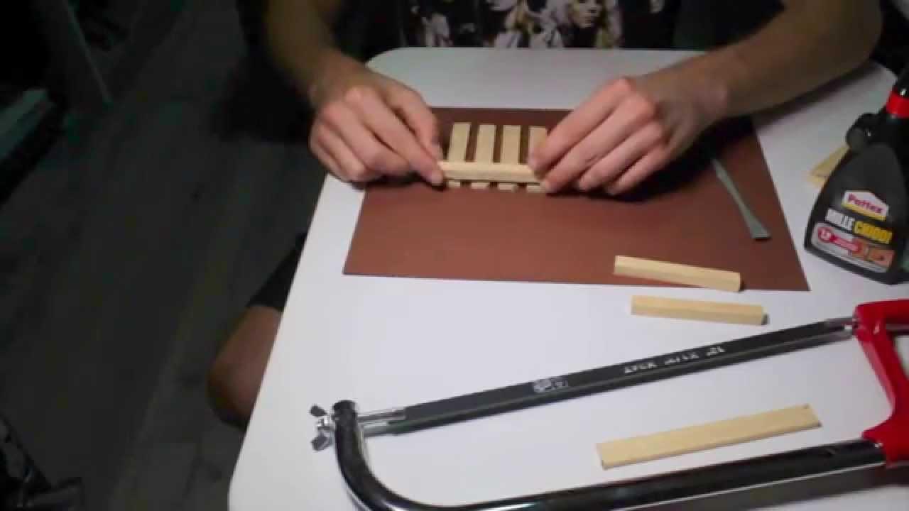 Come creare sottobicchieri in pallet di legno fai da te for Cucina giocattolo fai da te