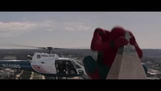 Человек паук  Возвращение домой — Тизер  2017