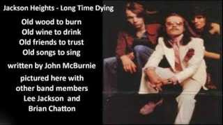 Jackson Heights - Long Time Dying (1972)