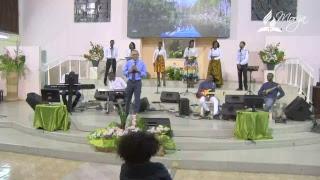 Heure Musicale du groupe Life Gospel 06 01 19