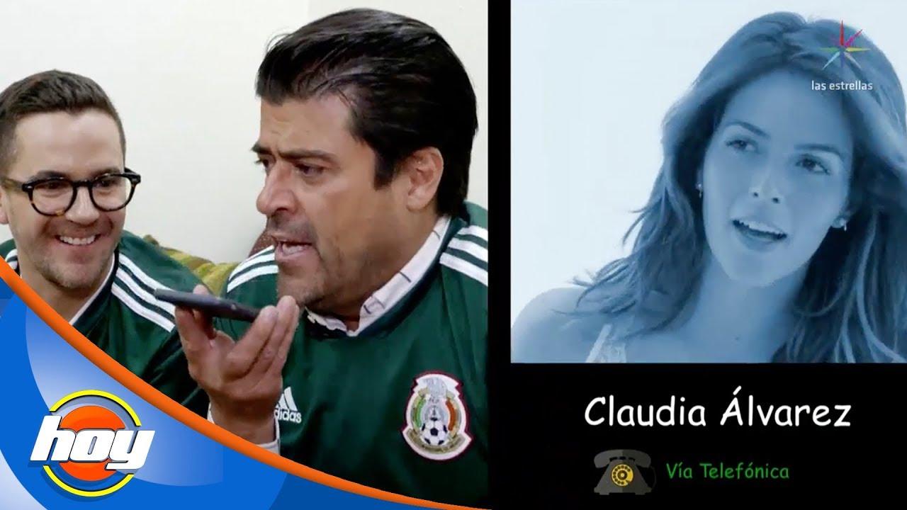 ¿Claudia Álvarez se integra a 'Reto 4 Elementos'? | El Despertador | Hoy