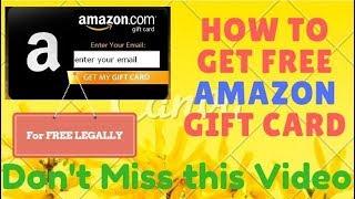 amazon gift card NEW