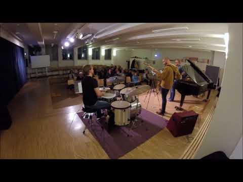 Delusion Drumsolo - Hans-Christian Hasse Quintett