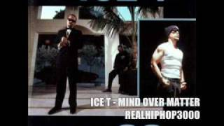 Ice T - Mind Over Matter Remix + Instrumental (Hip Hop / Hiphop / Rap)