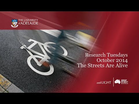 The Streets Are Alive - Research Tuesdays October 2014