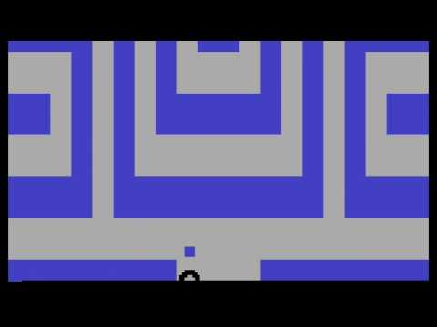 Adventure (1979, Atari) - Multi-Screen Exploration