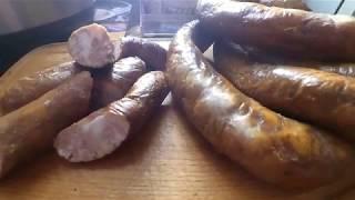 як зробити домашню ковбасу в домашніх умовах без кишок
