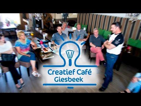 De ervaringen van Ed Wigman over DAKAR tijdens het Creatief Café Giesbeek.