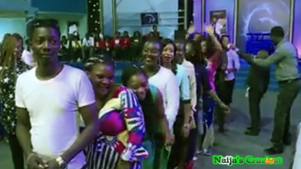 Download Prophet Jeremiah Distributes Husbands To Single Ladies In Church During Deliverance