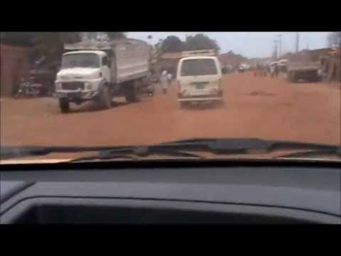 Driving Through Wau City 2011 Part 4.wmv