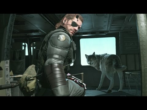 Diamond Dog - METAL GEAR SOLID V: THE PHANTOM PAIN (ESRB)