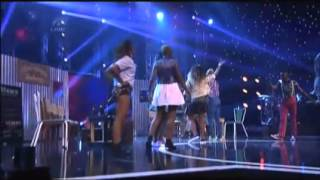 Idols South Africa 2013 Musa sings Via Orlando by DJ Vetkuk vs Mahoota