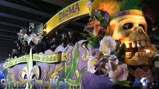 Krewe d'Etat Parade - 2018 New Orleans Mardi Gras