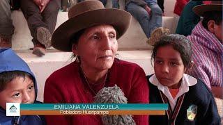 ¡Continuamos trabajando por el desarrollo de Huaripampa!