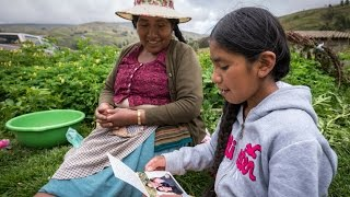 The Joy of Receiving a Card | World Vision