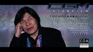 CGM Interviews - Yoichiro Kawaguchi (L'Univers des Formes)