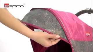 Espiro Magic(Детская прогулочная коляска Espiro Magic http://ursik.com.ua/product/detskaya-progulochnaya-kolyaska-espiro-magic-4 Интернет-магазин Ursik.com.ua ..., 2012-12-07T09:21:00.000Z)