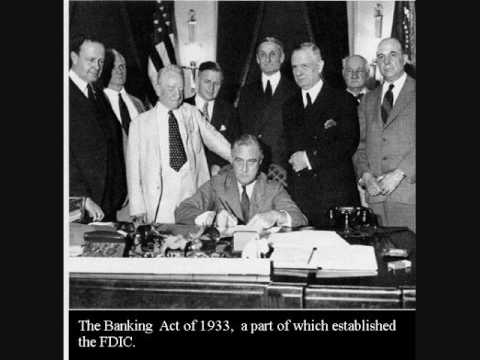 FDR The 1929 Wall Street Crash PART 2