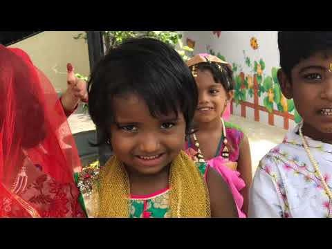 Krishna Jayanthi Celebration ABSM - Thirunagar