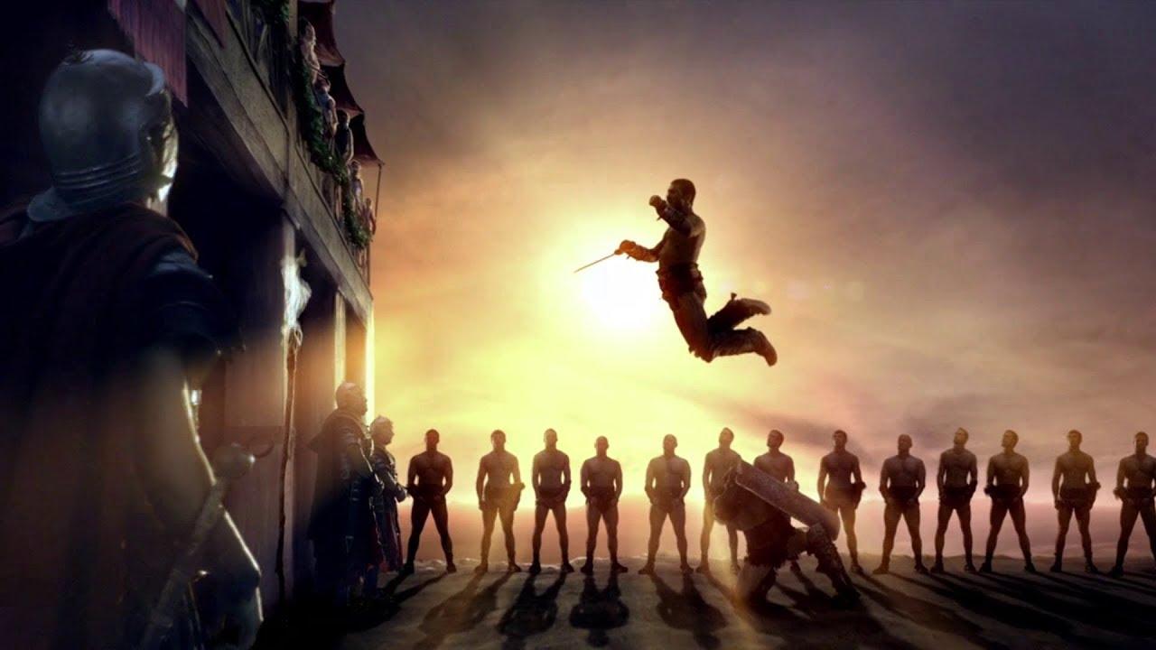 Download La rebelion de Spartacus - (scéne)